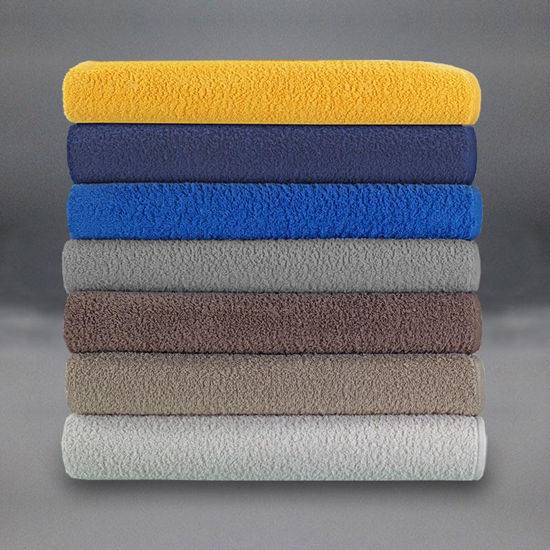 Asciugamani spugna stoccolma cotone colorato eurotex prodotto