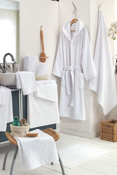 Bagno spugna Oslo cotone bianco eurotex prodotto