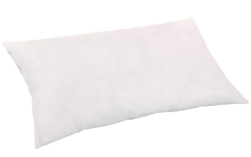 Guanciale silver poliestere con cerniera bianco eurotex prodotto
