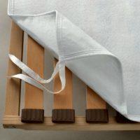 Coprirete feltro cotone bianco eurotex prodotto