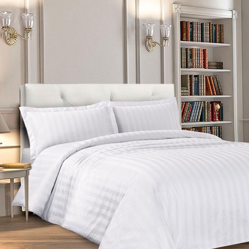 Sacco copripiumino con federe raso di cotone per alberghi e b b eurotex - Sacco letto bimbo ...