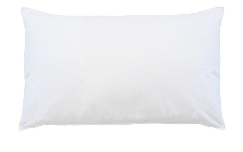Guanciale microlen percalle bianco eurotex prodotto