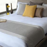 Bed runner letto tortora eurotex prodotto