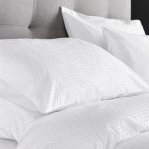 Federa seersucker no stiro Bianco perfetto anche nei grandi hotel. Acquista su Eurotex Hotellerie: specialisti della biancheria professionale