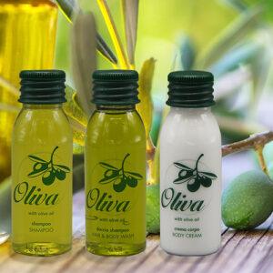Linea cortesia Olio d'oliva