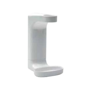 Dispenser a muro per Flacone da 500 ml in plastica. Acquista i pratici dispenser da Eurotex Hotellerie: i professionisti della cortesia!