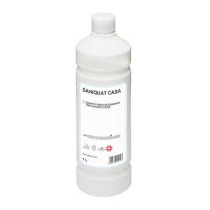 Detergente disinfettante per pavimenti per la pulizia e l'igiene delle superfici lavabili in genere. Presidio Medico Chirurgico.