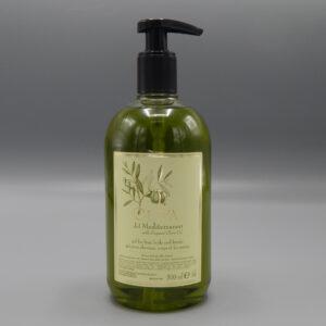 Flacone Doccia Shampoo 500 ml Linea cortesia Olio d'oliva. Acquista subito su Eurotex Hotellerie: gli specialisti degli accessori per hotel!